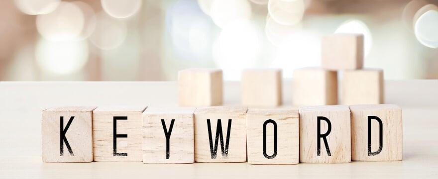 Ricerca Keyword